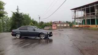 bmw 535 drift zugdidi