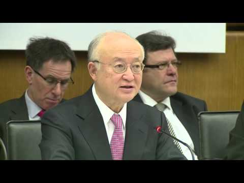 IAEA Director General Reports to the Board