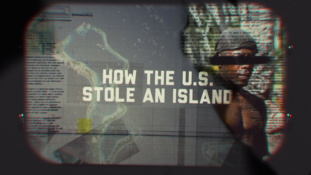 """""""How the US Stole an Island"""": New Viral Video Tells Chagossians' Story"""