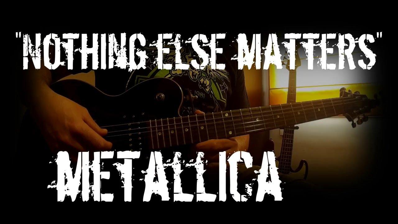 Youtube Metallica Nothing Else Matters