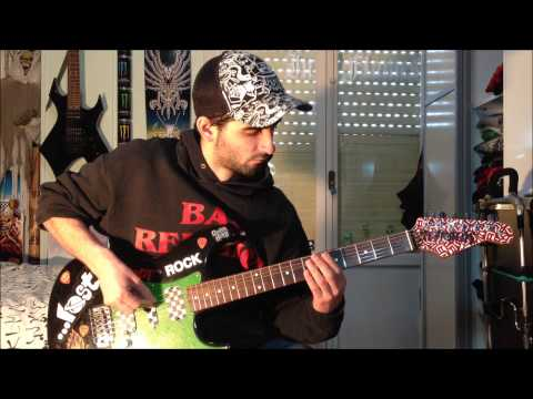 Bad Religion - Past Is Dead cover (Josu Alecha)