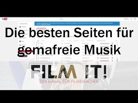 Die besten Seiten für gemafreie Musik - Folge 15 - Film it!