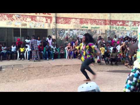Ballet Merveilles Doundounba