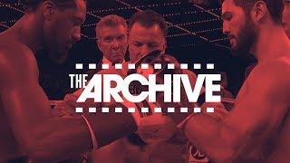 The Archive | Demetrius Andrade vs Artur Akavov (Full Fight)