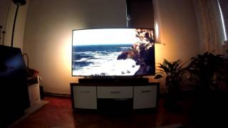 Philips TV 55PUS6401/12 Bedienungsvideo Review