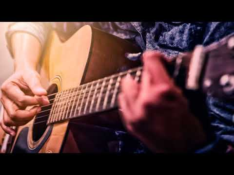 Country Guitar Music - Relaxing and Happy Folk Acoustic Guitar Instrumental for Studying, Reading