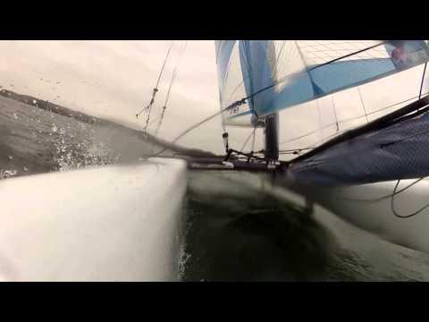 Carsington Fast Catamaran Open Meeting 2013