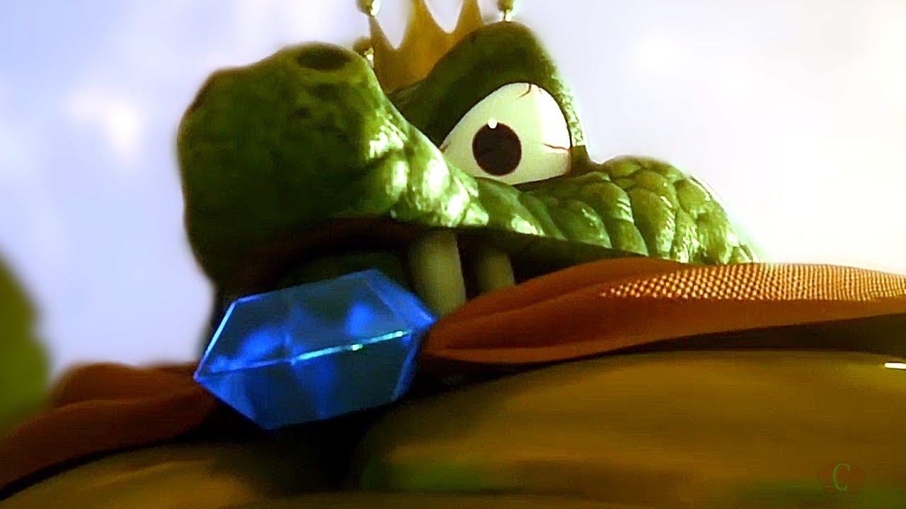 Super Smash Bros Ultimate All Cutscenes Movie + King K Rool & Simon 【All HD】
