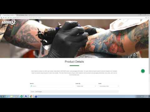 RDA IMPACT AMMEX Partner Portal duction