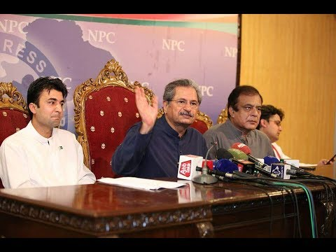 PTI leaders Media talk in Islamabad 05-07-2017 | Imran khan Pti updates