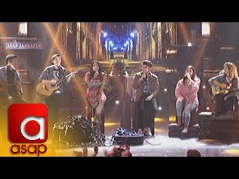 ASAP: Meet the newest acoustic group, ASAP Jambayan - YouTube