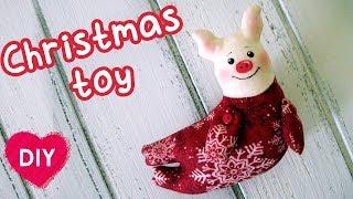 Вироби. Прикраси для новорічної ялинки. Скарбничка Новорічна іграшка.