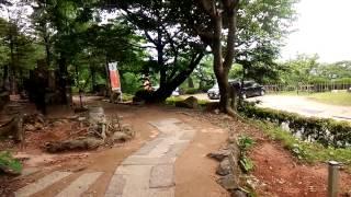 萩市にある吉田松陰の墓や高杉晋作等の墓です。 おりすた http://orions...