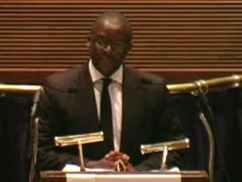 Embassy of South Africa: Memorial Service for Victims MARIKANA TRAGEDY  ..PT 2 OF 2.flv