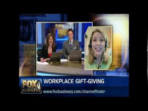 Office Gift Giving Etiquette Tips by Etiquette Expert and Author