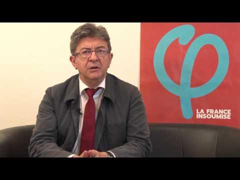 JEAN-LUC MÉLENCHON - VOTEZ UGO BERNALICIS
