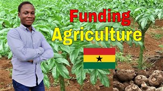 Young Ghanaian has raised over 700000 dollars online to fund small holder farmers in Ghana