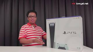 Sony PlayStation 5 Finally In Malaysia: We Unboxed A Unit and Tested Out Its Boot Time!