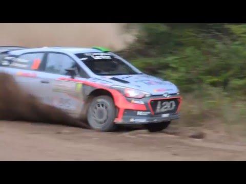 En un vibrante final, Hayden Paddon ganó el Rally Argentina