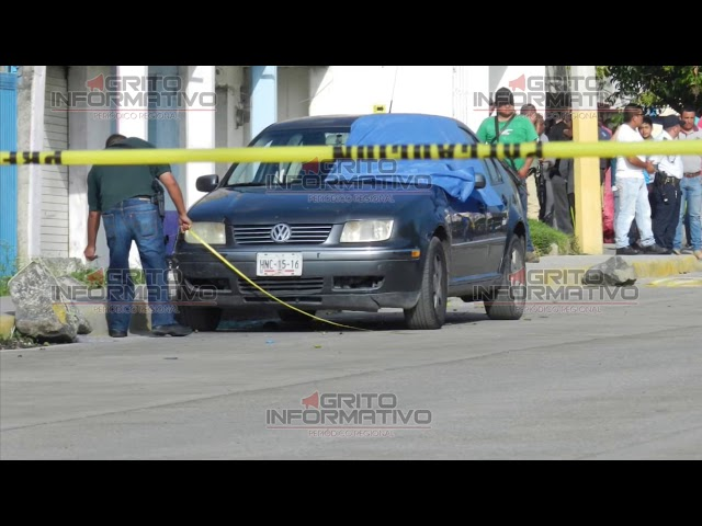 EJECUTAN A EX POLICÍA MUNICIPAL