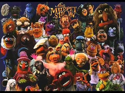 The Muppet — Diana
