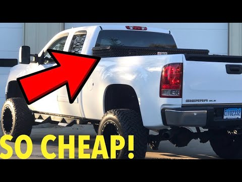 DON'T BUY TRACTOR SUPPLY TOOLBOXES......Here's Why