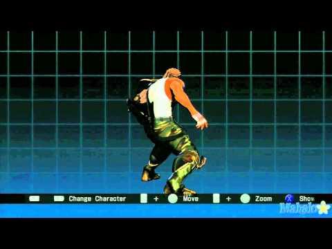 Marvel vs Capcom 3 - Costumes - Spencer - 동영상
