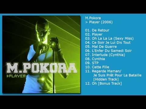 M. Pokora - Player - 08 Cynthia