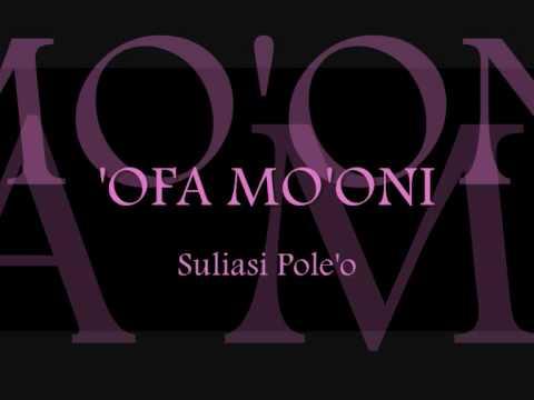 Suliasi Pole'o - 'Ofa Mo'oni