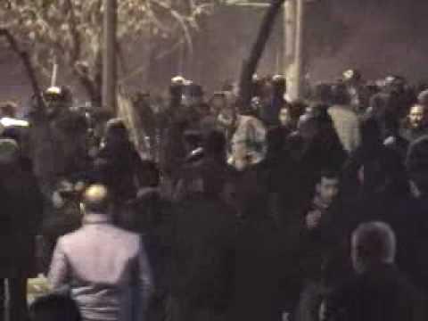 Erevan March,2,2008