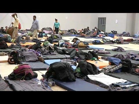 قوافل المهاجرين مستمرة.. وترامب ينشر 6000 جندي على الحدود مع المكسيك…  - 08:55-2018 / 11 / 16