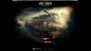 учим создавать новый акк в World of Tanks