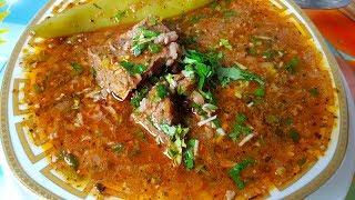 Харчо по - грузински, цыганка готовит. Gipsy cuisine.🥣👍