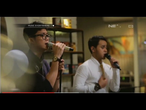 Yovie & Nuno - Tergoda Bidadari (Live at Music Everywhere) **
