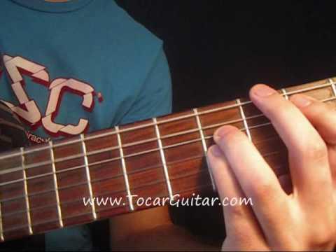 Taio Cruz Ft Ludacris - Break Your Heart Guitar Lesson Chords - YouTube