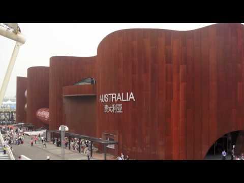 Australia Pavilion-Shanghai World Expo 2010