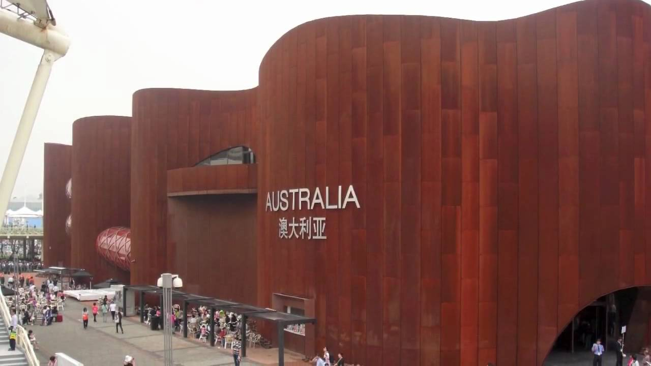 Australia Pavilion-Shanghai World Expo 2010 - YouTube