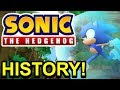 The HISTORY of the Sonic Boost Formula - Sonic Discussion - NewSuperChris