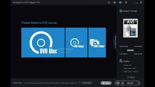 DVD Ripper PRO Review and Download (WonderFox)