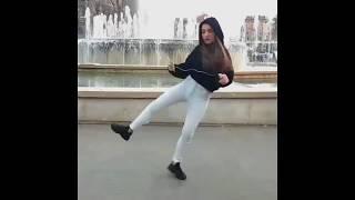 Шафл (shuffle) -  Dance - Прикольные девушки - Подборки 2018