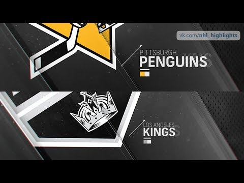 Pittsburgh Penguins vs Los Angeles Kings Jan 12, 2019 HIGHLIGHTS HD