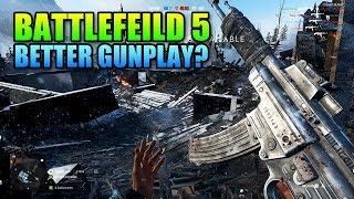 Battlefield 5 Alpha Gunplay - Is It Better?