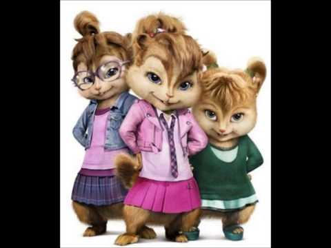 We Can't Stop- Miley Cyrus (Chipmunks)