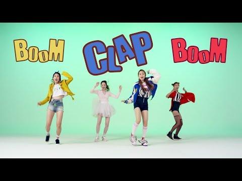 Lirik lagu HIGHTEEN – BOOM BOOM CLAP (붐붐 클랩) english Romanization hangul