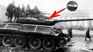 Как Советские танкисты сбили немецкий самолет в Великую отечественную войну