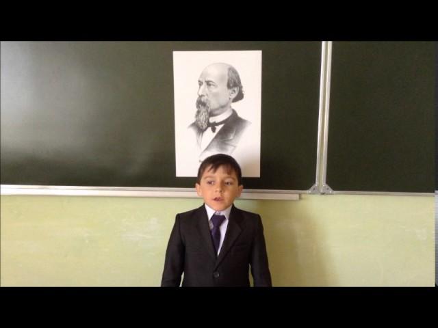 Изображение предпросмотра прочтения – АлександрБеляев читает произведение «Снежок» Н.А.Некрасова