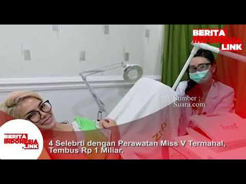 4 Artis Indonesia dengan perawatan miss V termahal, bahkan tembus Rp 1 Milyar