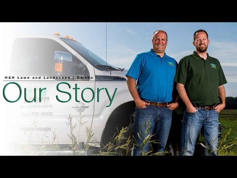 Omaha's Premier Landscape Company-The Tale of Two Brothers with a Passion-H&H Lawn and Landscape