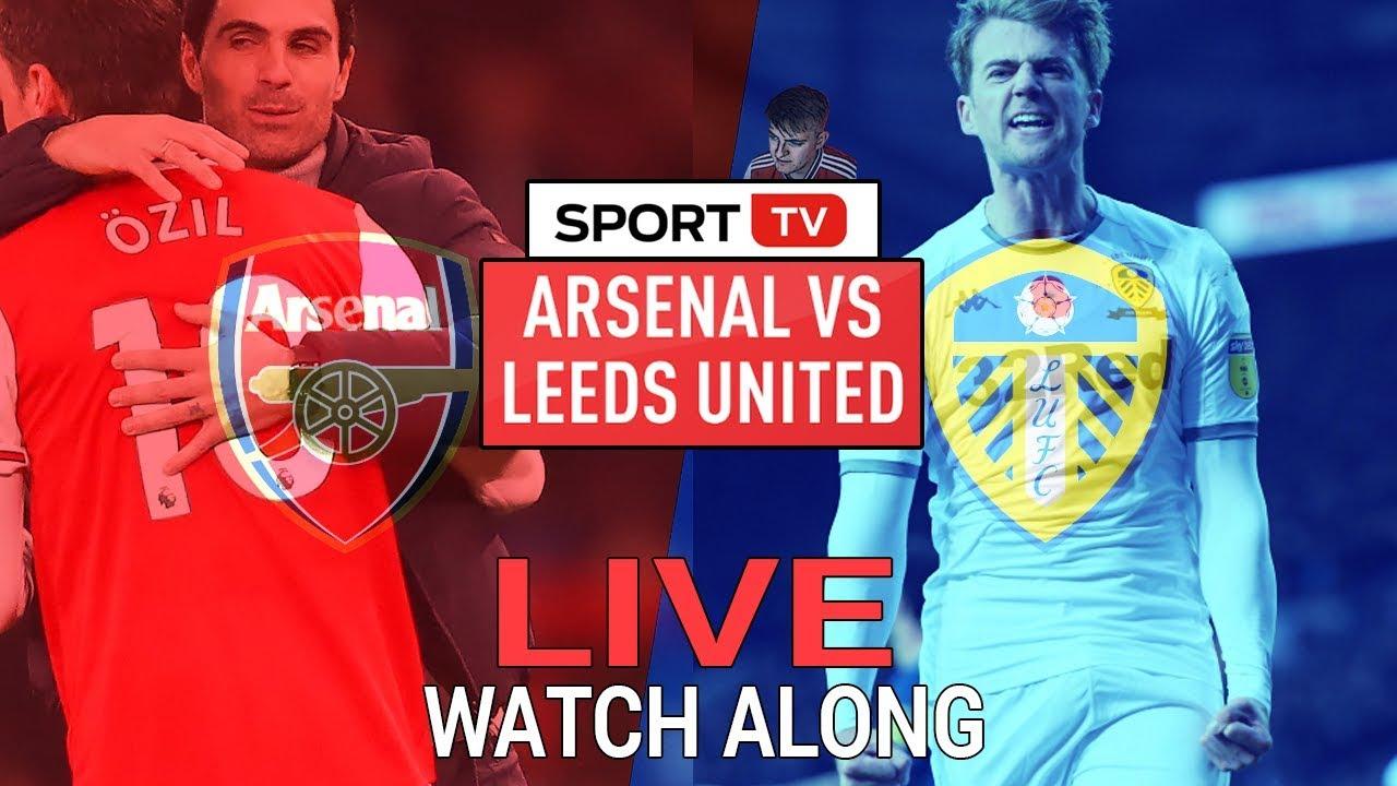 Xem lại Arsenal vs Leeds, FA Cup – 07/01/2020