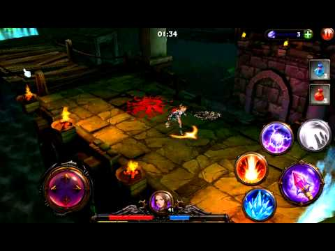 Eternity Warriors 3 Android